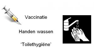 Hepatitis A preventie
